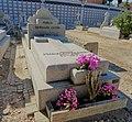 Sepultura de Estrellita Castro - Cementerio de La Almudena de Madrid.jpg