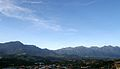 Serra da Mantiqueira View from Itagaçaba neighborhood January 2015.jpg