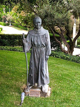Gardens of the World - Image: Serra statue gardens of the world