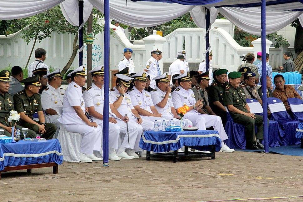 Sertijab DanLanal Cirebon ( 4 )
