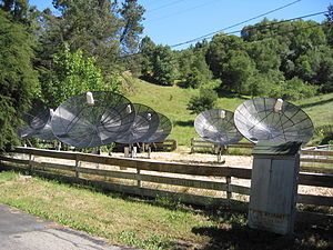 Leuschner Observatory - Rapid Prototype Array at Leuschner Observatory.