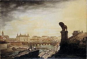 1767 in Sweden - Sevenbom, Mynttorget