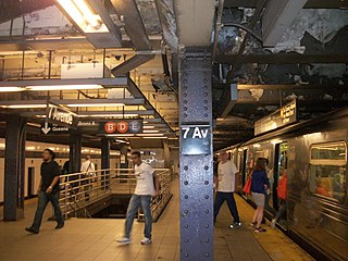 Seventh Avenue Station Pillar.JPG