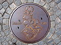 Sewer manhole lid in Malmo.JPG