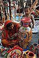 Shaharnu Chitrakar with Son - Kolkata 2014-12-06 1146.JPG