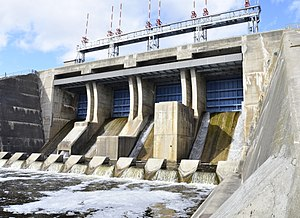 Lake Belwood - Shand Dam