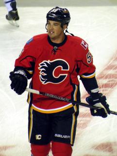 Shane OBrien (ice hockey) Canadian ice hockey player