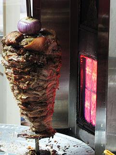Shawarma Levantine meat dish