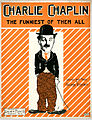 Sheet music cover - CHARLIE CHAPLIN - THE FUNNIEST OF THEM ALL (1915).jpg