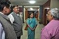 Shefali Shah Talking With NCSM Dignitaries - NCSM HQ - Kolkata 2017-12-14 6496.JPG
