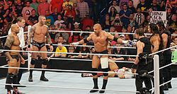 Evolution (professional wrestling) - Wikipedia