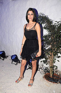 Shilpa Saklani Indian actress