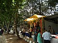 Shop selling from Lalbagh flower show Aug 2013 8664.JPG