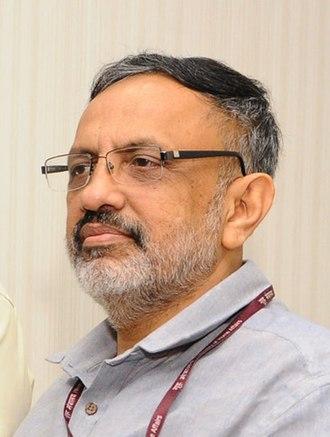 Home Secretary (India) - Image: Shri Rajiv Gauba