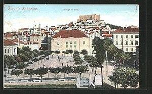 Sibenik, borgo di terra