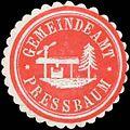 Siegelmarke Gemeindeamt Pressbaum W0320000.jpg