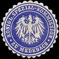 Siegelmarke Königl. Spezial-Kommission zu Medebach W0338008.jpg