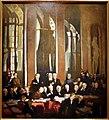 Signing of the Treaty of Versailles, by John Christen Johansen.jpg