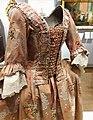 Silesia Brocaded silk robe à la française 01.jpg