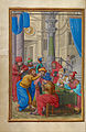 Simon Bening (Flemish - Judas Receiving the Thirty Pieces of Silver - Google Art Project.jpg