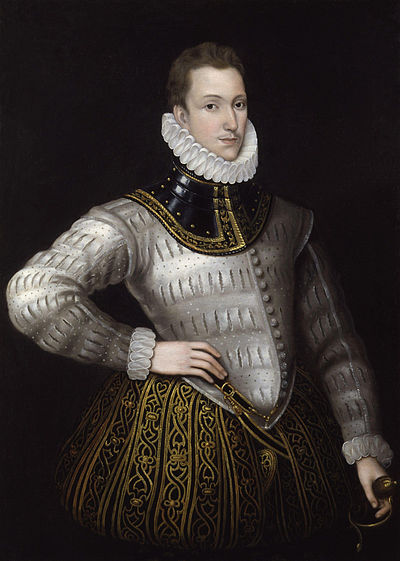 Philip Sidney, 16th-century English poet, courtier, and diplomat