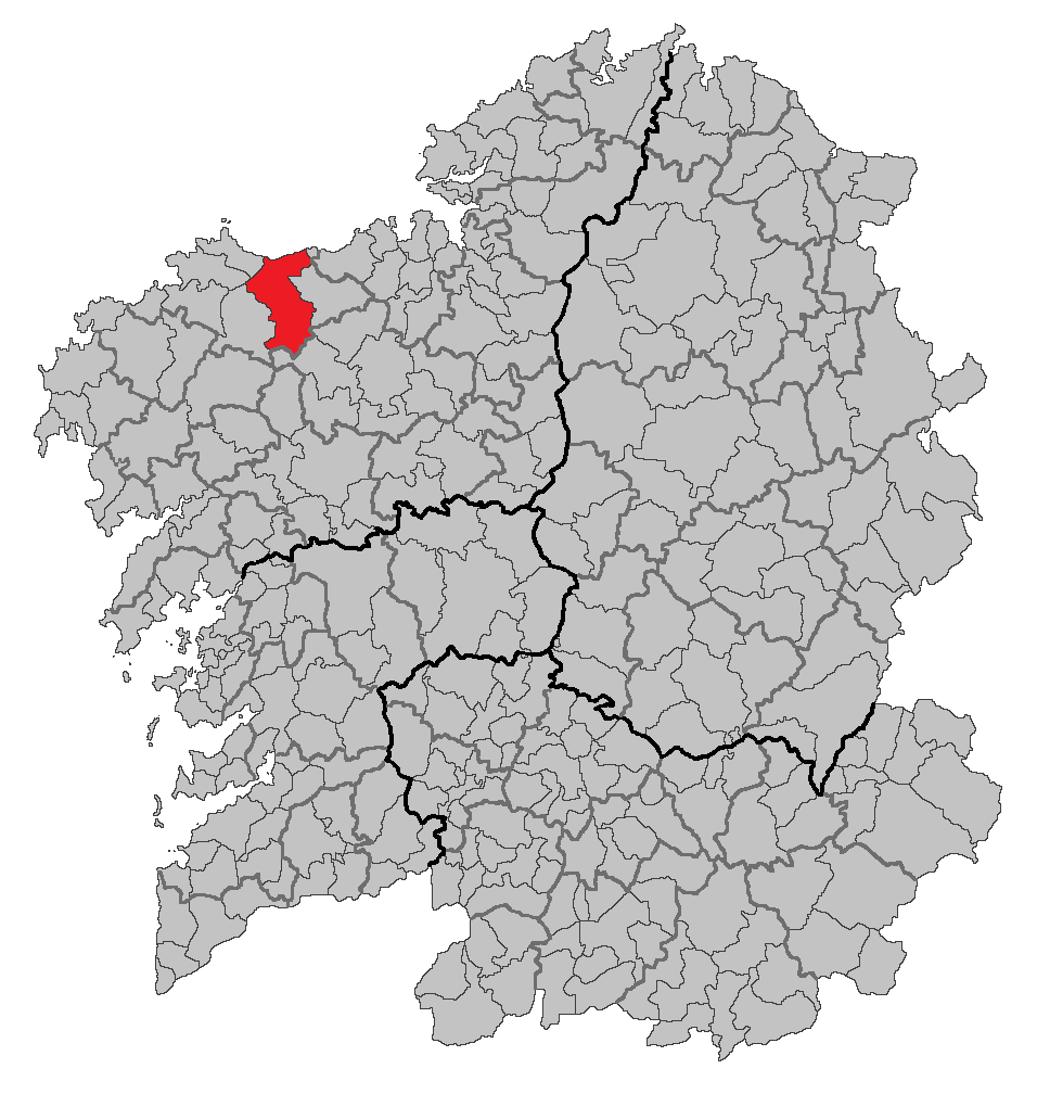 Location of Carballo