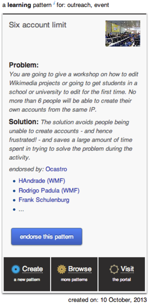 Wikimedia Blog/Drafts/Learning from patterns: a new way to