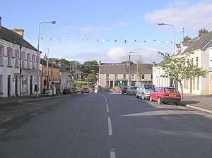 Sixmilecross - Image: Sixmilecross, County Tyrone geograph.org.uk 55615