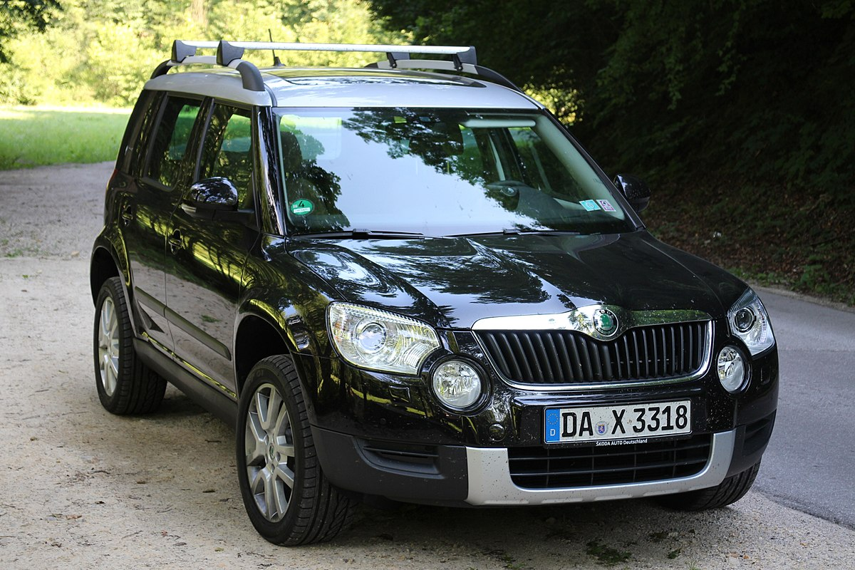 Skoda Yeti Suv Review Carbuyer | Autos Post