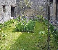 Small garden in Casa della Nave Europa (Pompeii).jpg