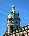 Smithfield Market cupola in the City of London, England.jpg