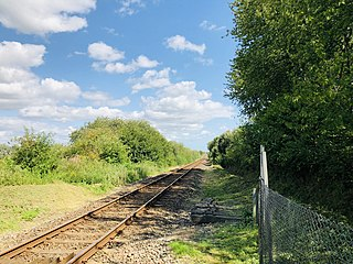 Snailham Halt railway station Disused railway station in East Sussex, England