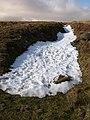 Snow, tin working, Holne Ridge - geograph.org.uk - 1181639.jpg