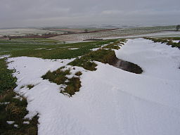 Snowy Yorkshire Wolds at West Lutton.jpg