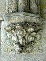 Soissons (02), abbaye Saint-Jean-des-Vignes, cloître gothique, galerie sud, cul-de-lampe 6.jpg