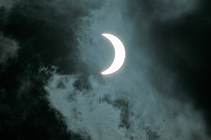Solar eclipse of November 13, 2012