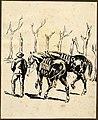 Soldier leading horses (18174875559).jpg