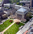 Soldiers and Sailors Memorial Hall aerial view.JPG