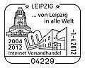 """Sonderstempel """"Internet Versandhandel 2004-2012"""" Leipzig.jpg"""