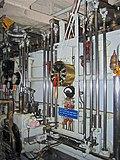 Songhee WWII tugboat engine.jpg