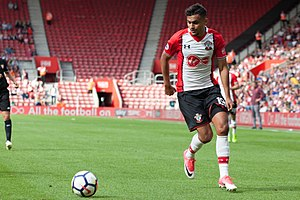 2017–18 Southampton F.C. season - Sofiane Boufal scored his first goal of the season in a 1–0 win over West Bromwich Albion in October.