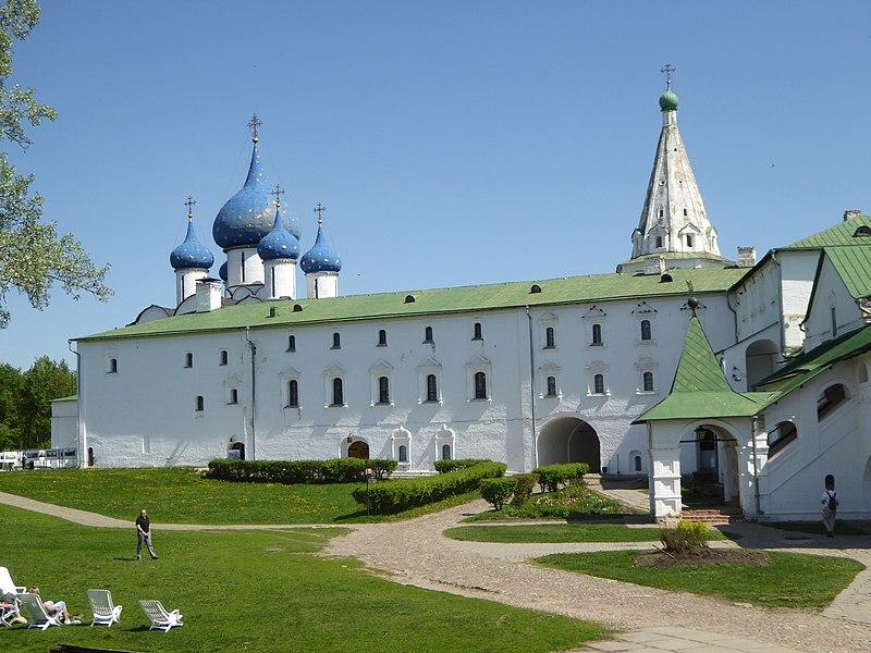Lugares para bate-volta de Moscou