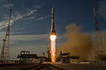 Soyuz TMA-06M rocket launches from Baikonur 3.jpg