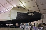 Space Shuttle Inspiration (California) forwards fuselage.jpg