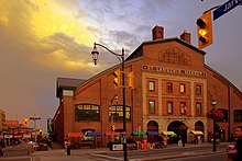 Image result for St Lawrence Market, Canada