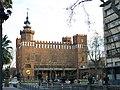 Spain.Barcelona.Plaza.Ciutadella.Castell.dels.tres.dragons.jpg