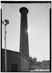 Sparks Shot Tower