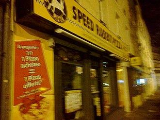 Speed Rabbit Pizza - Speed Rabbit Pizza restaurant in Chaville, France