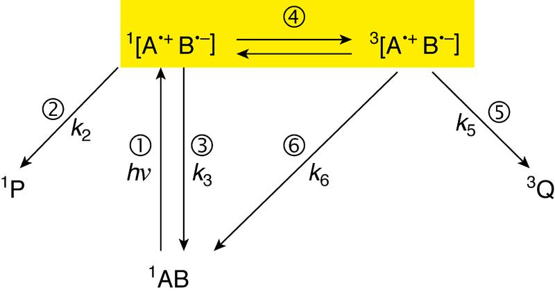 Spin chemistry