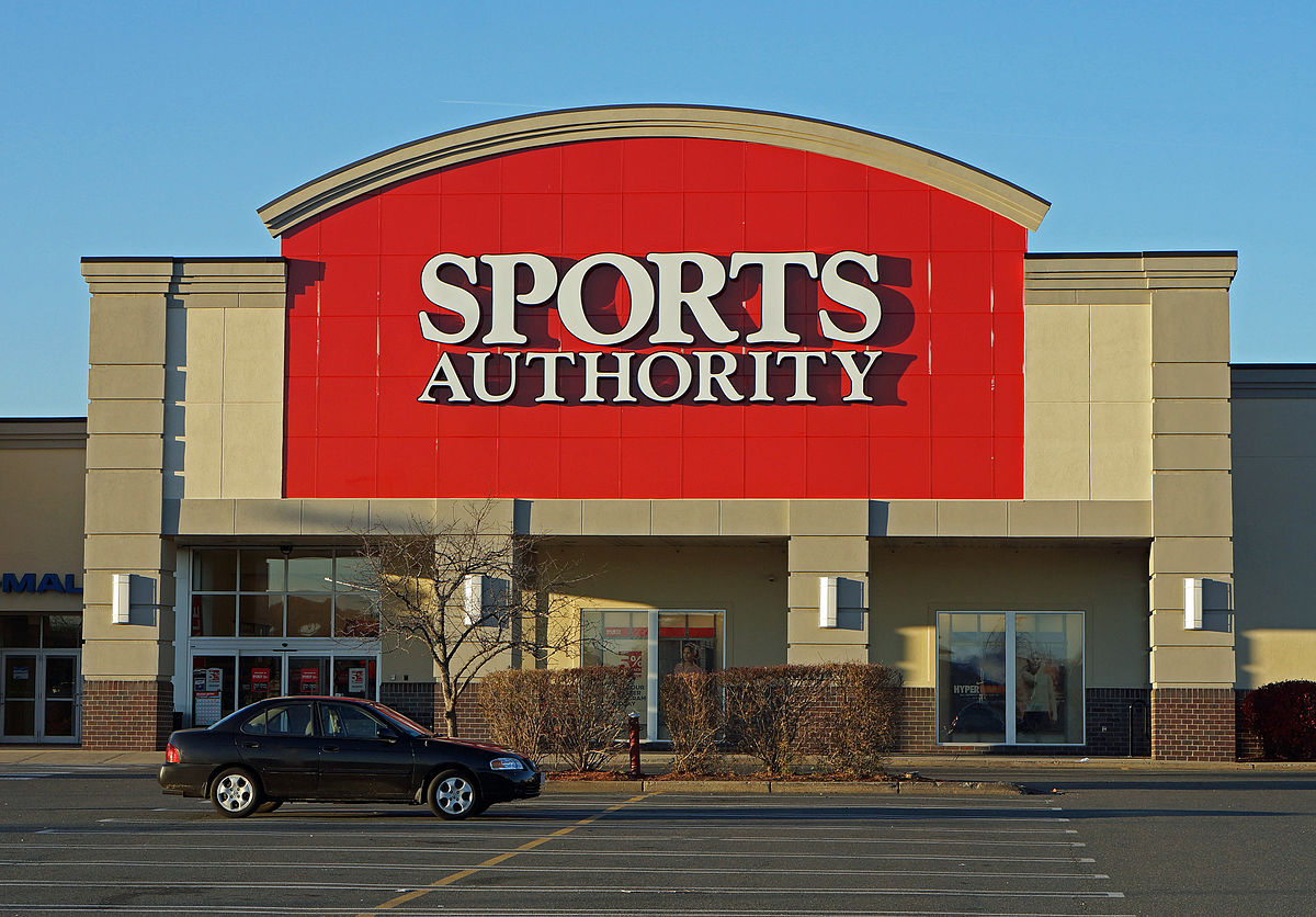 Sports Authority Big Island